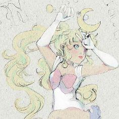 "448 Gostos, 1 Comentários - Sailor Moon (@sailormoon_sc) no Instagram: ""So pretty by @stephanejamet!!! 💕💕💕💕 #sailormoonart #⛵️🌙 #sailormoon #anime #moonies #セーラームーン"""