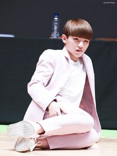 what the hell are you doing woozi?