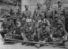 Кубань Казачья повстанческая армия (КоПА) 1942-1950