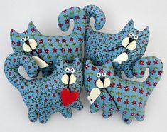 cats - pillow idea