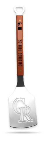 Sportula Products 7018973 Colorado Rockies Sportula by SPORTULA PRODUCTS. $24.99. The Sportula is a heavy duty stainless steel grilling spatula that is perfectly designed for the Ultimate Tailgater.