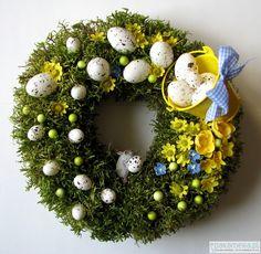 Wielkanoc - wianki-Wianek Wielkanocny XXII