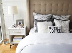 Love the #mydormifystyle in this real room! #dormify #butfirstcoffee