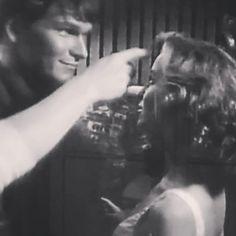 Media by - Behind the scenes ♥️♥️♥️ Jennifer Grey, Patrick Swayze, Dirty Dancing, Behind The Scenes, Dance, Concert, Instagram, Dancing, Recital