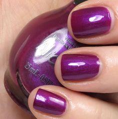NICOLE By OPI NAIL LACQUER Polish PRETTY IN PLUM NIG13 Selena Gomez Purple NEW! #NicoleByOPI