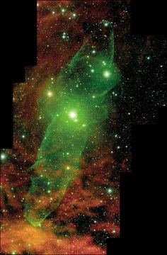 Ou4: A Giant Squid Nebula