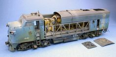 scratch built spud -