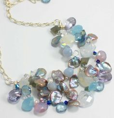 deBoizelle jewelry - beautiful one-of-a-kind pieces - I can dream