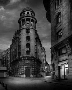 "Jean Michel Berts ""Deutsche Orient Bank"" İstanbul Sirkeci"