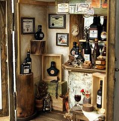 Image result for dollhouse miniature scenes