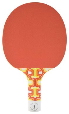 who doesn't love a chic ping pong paddle?