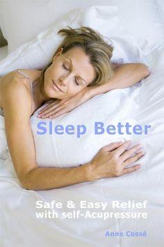 Sleep Better with Self-Acupressure
