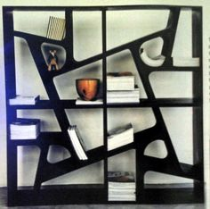 Uma estante cobogó | Construção e Design