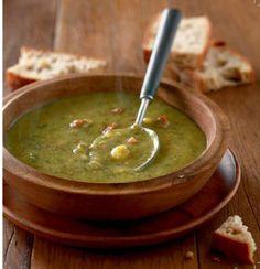 Caldo verde  400 g de pommes de terre + 80 g de chorizo + 2 gousses d'ail + 180 g de chou vert + Sel 400 g aardappelen + 80 g chorizo + 2 knoflookteentjes + 180 g groene kool + Zout