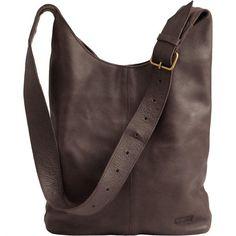 Women's Lifetime Leather Crossbody Bag
