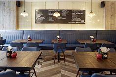 GBK (Bromley, London, UK), Fast/Casual | Restaurant & Bar Design Awards