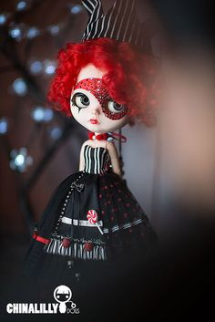 Le Cirque des Rêves, Chinalilly Dolls x Trio for Auguste Clown Gallery | por china-lilly *no FMs*