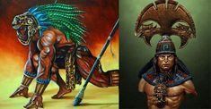 El Guerrero Mayaperteneció a una civilación muy desarrollada culturalmente, creando incluso una escritura propia, que ha llegado hasta nuestros tiempos.