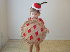 Kids Costume Childrens Costume Pie Halloween by TheCostumeCafe, $75.00