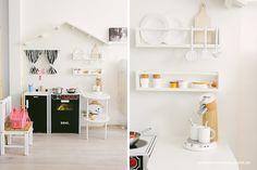 DIY Kinderküche Brio
