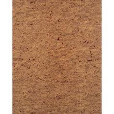 York Wallcoverings RN1027 Sueded Cork (Brown) Wallpaper