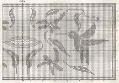 Free Filet Crochet Table Runner Pattern | Free Crochet Patterns