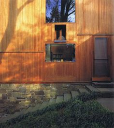 Louis Kahn. Fisher house (1967, Hatboro, Pennsylvania)