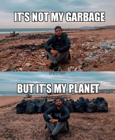When life gives you lemons. make memes? And if things are really bad, we have plenty more wholesome memes to soothe your soul Save Planet Earth, Save Our Earth, Our Planet, Human Kindness, Faith In Humanity Restored, Cute Stories, Good People, People Change, Climate Change