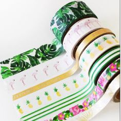 Heidi Swapp | washi | new planner collection