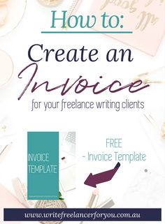 How To Invoice For Freelance Work Free Workshop Find More Clients & Get More Work  Pinterest