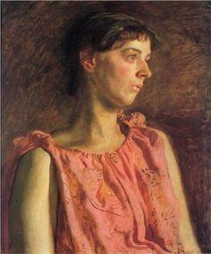 Weda Cook - Thomas Eakins