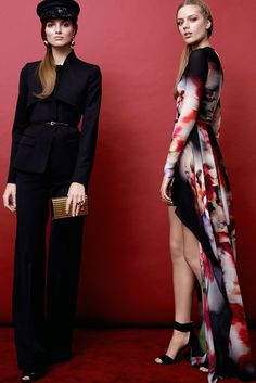 Elie Saab - Pre-Fall 2015 - Look 6 of 35 I am in love with the dress although the suit is quite exquisite!