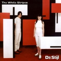 The White Stripes - De Stijl (2000) - MusicMeter.nl