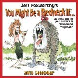 Jeff Foxworthy's You Might Be a Redneck If… 2013 Day-to-Day Calendar$7.83