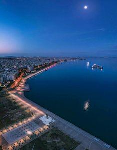 ??? ...??? ?? ?????? ???????? ??????????????!!! ??? ?? ??????...??? ?????!!! #greece #thessaloniki #greece Greece Photography, Greek Beauty, Beautiful Islands, Landscape Photos, Travel Around The World, Wonderful Places, Athens, Places To Visit, Greece Thessaloniki