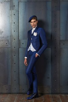 #CleofeFinati by Archetipo 2015 Men's Collection - Suit Mod. 15.1255 b01 - fabric 1309/33