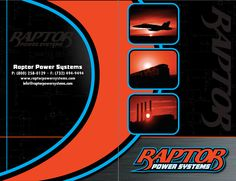 Raptor Power Systems Contact info