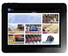 Grammata presenta su tablet para la educación