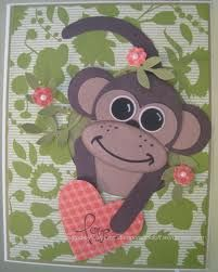 Punch Art Monkey