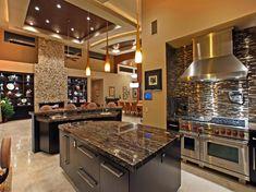 Las Vegas Luxury Estates For Sale: Queensridge Custom Homes Las Vegas by The Dream Home Specialist