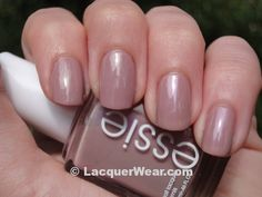 Essie Lady Like- perfection.