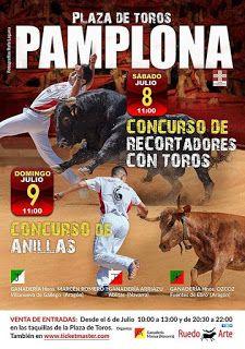 torodigital: San Fermín - Pamplona 2017