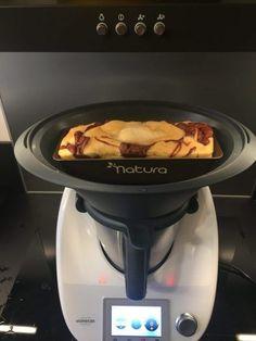 Savanna in Varoma - - Vegetarian Crockpot Recipes, Healthy Breakfast Recipes, Dessert Healthy, Thermomix Desserts, Dessert Recipes, Thermomix Cooking, Kitchenaid, Flan Cake, Pumpkin Chocolate Chip Muffins
