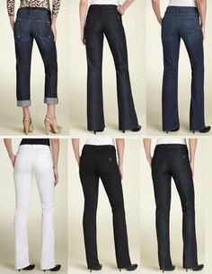 Jeans+For+Women+Over+50   ... For Best Jeans For Curvy Women: PZI vs. CJ by Cookie Johnson Jeans