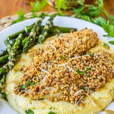 Almond-Crusted Honey Dijon Tilapia - The Food Charlatan