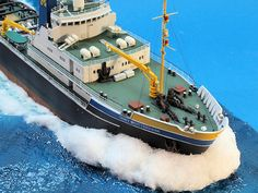 Heller Smit Rotterdam, by Frank Spahr – Hobbies paining body for kids and adult Hobbies For Couples, Hobbies For Women, Hobbies To Try, Hobbies That Make Money, Rc Boot, Wooden Ship, Tug Boats, Moda Emo, Model Ships