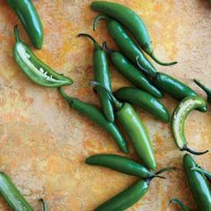 Seasonal Superfood: Serrano Chiles #mexicanfood #chiles #spicy
