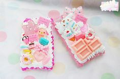 Cute decoden phone cases.