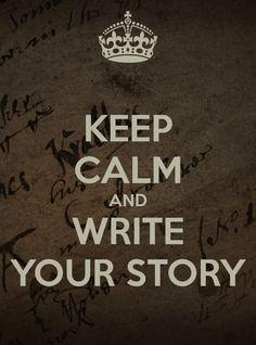 Et si tu écrivais ton histoire ?