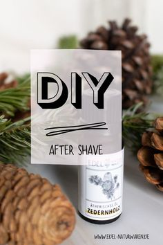 Für viele Männer spielt die Bartpflege eine große Rolle und mit ein paar kleinen Gewohnheiten und Pflegeritualen wirst du das beste aus deinem Bart herausholen! Wir haben DIY Rezepte und dieses DIY-Set für deine Rundum-Pflege Bartpflege.  Unter den ätherischen Ölen empfehlen wir für die Bartpflege besonders Zedernholz-Öl. Dies ist stark antiseptisch und  stärkend, gleichzeitig pflegend und unterstützt das Haarwachstum. Hier findest du das DIY-Set mit DIY-Rezept. #edel-naturwaren.de